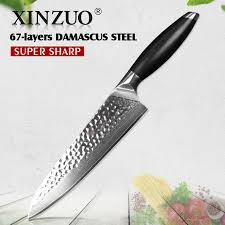 quality knives for kitchen xinzuo 8 chef knives high quality fashion 67 layers japan vg10