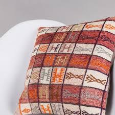 Pillow Store Contemporary Multi Color Kilim Pillow Cover 16x16 5158 U2013 Kilim