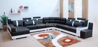 canapé cuir 7 places canapé panoramique cuir présentation des produits pas cher items