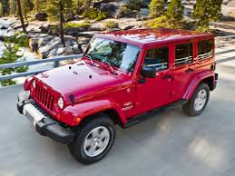 jeep suv 2016 jeep wrangler suv 2016 rubicon hard rock red mustcars com