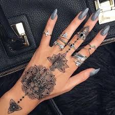 the 25 best tribal hand tattoos ideas on pinterest rihanna hand
