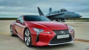 japan lexus factory tour lexus lc races f18 jet fighter in spain auto moto japan bullet