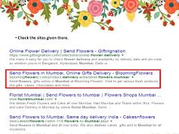flowers delivery same day same day flower delivery to mumbai with free shipping