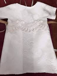 bride donates wedding dress to use as burial gowns for stillborn