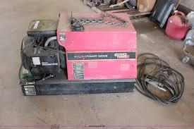 lincoln weldanpower g8000 welder generator item ao9456 s