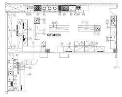 kitchen layout delighful restaurant kitchen plan withut inside
