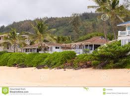 Hawaiian House Hawaiian House Rentals Royalty Free Stock Image Image 11615926