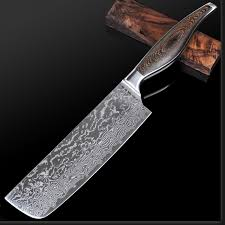 japanese damascus kitchen knives blade crimp picture more detailed picture about 7 inch japanese