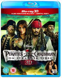 amazon com pirates of the caribbean 4 3d movies u0026 tv