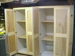 how to build plywood garage cabinets garage storage closet storage closet for garage pertaining to