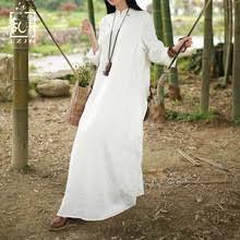 popular white linen maxi dress buy cheap white linen maxi dress