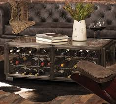 Wine Coffee Table Hermitage Wine Storage Coffee Table So That S Cool