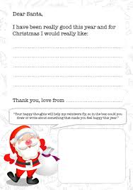 free printable wish list letter to santa claus rossi fox