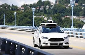 Uber Is Betting D C by How Self Driving Cars Could End Uber Wsj