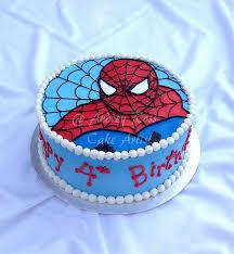 25 beste ideeën over taart spiderman op pinterest spider man