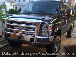ford truck grilles dakota bumpers accessories ford aluminum truck bumper