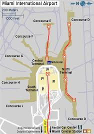 Map Of Miami Beach Hotels by Miami International Airport U2013 Travel Guide At Wikivoyage