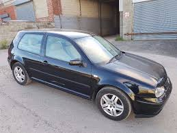 2001 volkswagen golf 1 9 gt tdi 115 bhp 3 door hatchback black 6