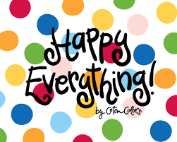 coton colors happy everything plate as a pepin coton colors a giveaway