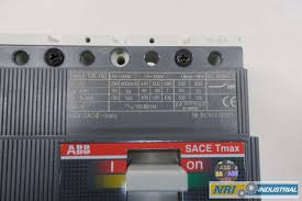new abb 1sda051013r1 sace tmax t2s 160 4p 8a 690v ac circuit