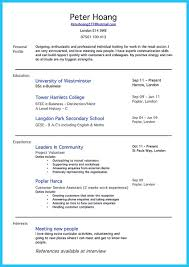 Volunteer Responsibilities Resume 30 Sophisticated Barista Resume Sample That Leads To Barista Jobs