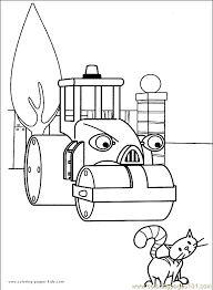 bob the builder coloring page 04 coloring page free bob the