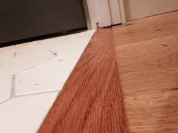 tile to wood transition t molding floor transition t molding