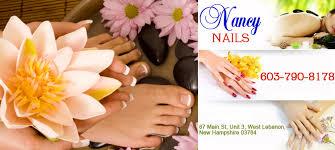 nail salon w lebanon nail salon 03784 nancy nails
