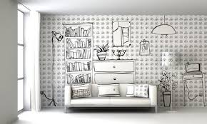 Painting Living Room Walls Ideas by Living Room Wall Painting Living Room On Living Room With Regard