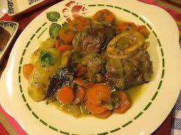 cuisiner le jarret de boeuf recette petit jarret de boeuf à l os à l ancienne mère mitraille