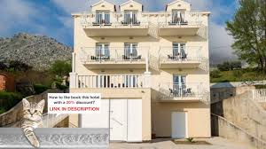 Plat Home Villa Samba Plat Croatia Photos U0026 Price Youtube