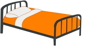 free clip art bed clipartfest