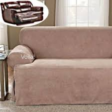 Sofa Cushion Slipcovers 105 Best Slipcover 4 Recliner Couch Images On Pinterest