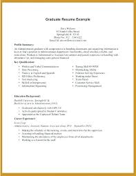 resume template with no work experience resume template for no experience medicina bg info