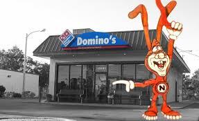 domino pizza jombang how domino s pizza lost its mascot