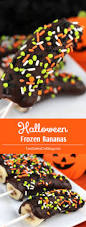 halloween frozen bananas two sisters crafting