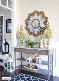 christmas decor for the home citrineliving holiday home showcase 2016