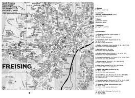 Germany City Map by Freising City Map Freising Germany U2022 Mappery