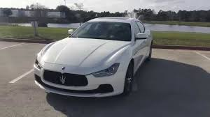 My 2015 Maserati Ghibli Youtube