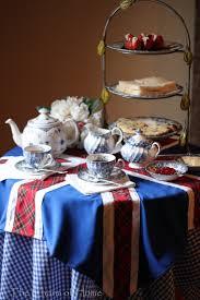 Union Jack Home Decor High Tea Tablescape Winners Decor To Adore