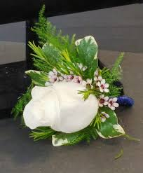 white boutonniere white boutonniere cb 705 flowers plants gifts