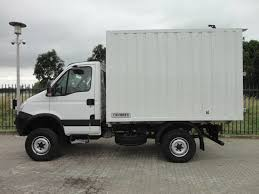 kw box truck iveco daily 35s15 wh mobile workshop closed box trucks for sale