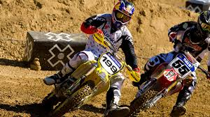 pro motocross racer travis pastrana returns to motocross racing for red bull straight
