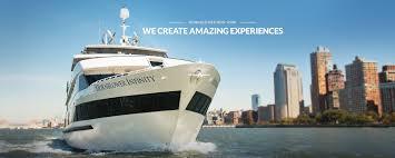hornblower new york charters dinner cruises tours
