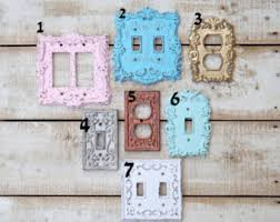 nursery outlet cover etsy