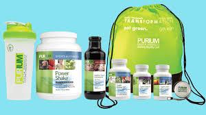 purium power shake purium 10 day transformation diet review