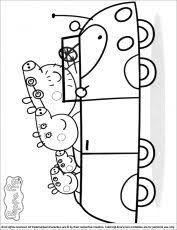 dessin peppa pig 1 coloring pages peppa pig pinterest peppa