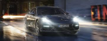 Porsche Cayenne Headlights - porsche led headlights including porsche dynamic light system