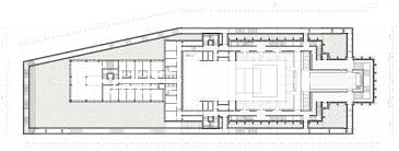 Globe Theatre Floor Plan An Exciting Reinterpretation Theatre In Gdánsk Detail