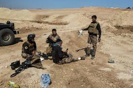 Us Commandos Enter Eastern Syria And Kill Senior Isis by The Isis Killers The Men Leading The Battle For Mosul Might Be